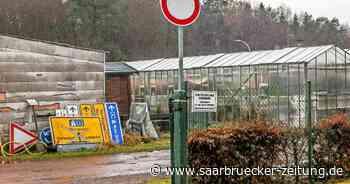 Neugestaltung des Blumengartens in Bexbach geplant - Saarbrücker Zeitung