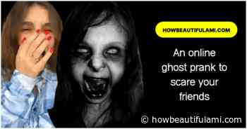 How Beautiful Am I - An Online Ghost Prank disguised as a beauty checker tool