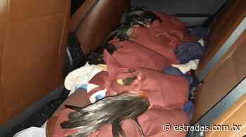 PRF resgata na BR-146, em Muzambinho (MG), galos que seriam usados em rinhas - Estradas