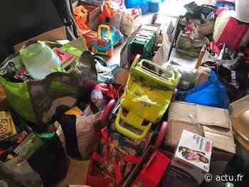 Yvelines. Villennes-sur-Seine : un collectif de femmes collecte 1 500 jouets pour le Secours Populaire - actu.fr