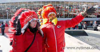 No Chiefs, Braves, Blackhawks and Seminoles. Remove Indigenous Names Now.