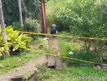 Lo hallaron muerto en un río en María Chiquita - El Siglo Panamá