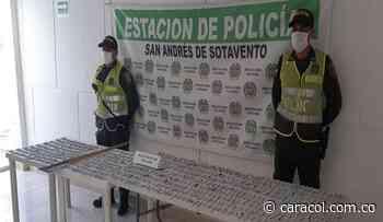 Policía incauta 1.500 matasuegras en San Andrés de Sotavento, Córdoba - Caracol Radio