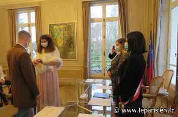 Dammarie-les-Lys : Priscillia et Adrien, les mariés de «l'An I» du Covid - Le Parisien
