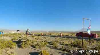 Arequipa: cerrarán tramo de la vía Yura – Patahuasi por trabajos - LaRepública.pe