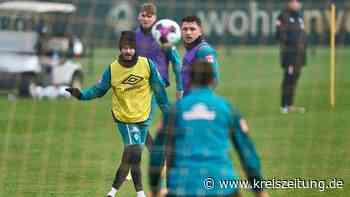 Werder Bremen: Leonardo Bittencourt verletzt! Was ist da los? - kreiszeitung.de