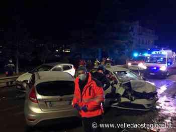 Incidente Gressan, 26enne in prognosi riservata - Valledaostaglocal.it