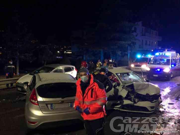 Incidente stradale a Gressan: una 26enne finisce in rianimazione - Aosta News, notizie di cronaca, informazioni sportive, news, eventi e spettacoli della Valle d'Aosta - gazzettamatin.com