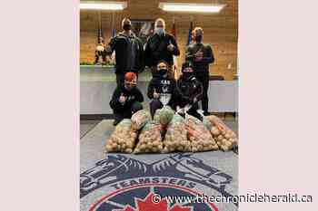 Young Conception Bay South boxers remove gloves, offer a helping hand - TheChronicleHerald.ca