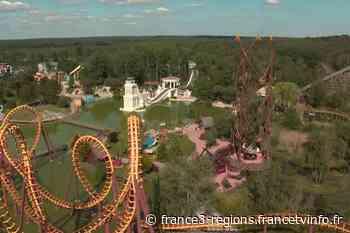 A Plailly, le parc Astérix profite du confinement pour se refaire une beauté en attendant sa réouverture - Franceinfo