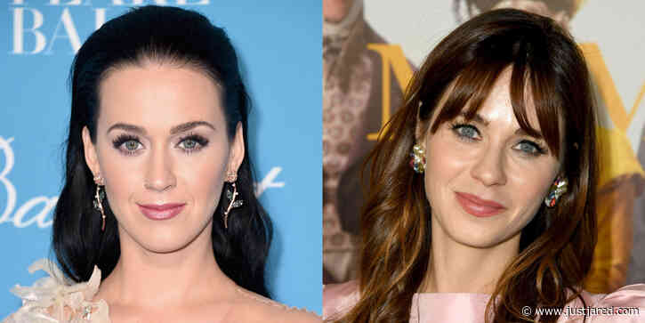 Zooey Deschanel Stars in Lookalike Katy Perry's 'Not the End of the World' Music Video - Watch Now!