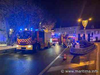 Département - Faits-divers - Feu à la Penne-sur-Huveaune : Les 20 personnes évacuées sont saines et sauves - Maritima.info