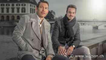 Stephan Lichtsteiner und Diego Benaglio im gemeinsamen Interview - watson