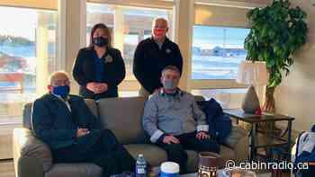 Fort Providence seniors' centre reopens - Cabin Radio