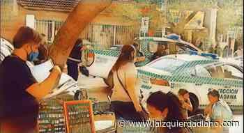 Los Polvorines: feriantes se organizan en defensa del trabajo - La Izquierda Diario