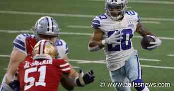 Claves del triunfo de Cowboys: Tony Pollard encabeza victoria sobre San Francisco 49ers - The Dallas Morning News