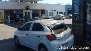 Tragedia en Tapiales: se salió la rueda de auxilio de un camión y mató a mujer - El Intransigente