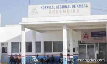 Herido por arma de fuego en Ameca, Jalisco. - Tala Jalisco Noticias