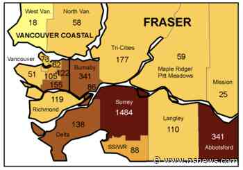 North Vancouver, West Vancouver report 76 more coronavirus cases - North Shore News
