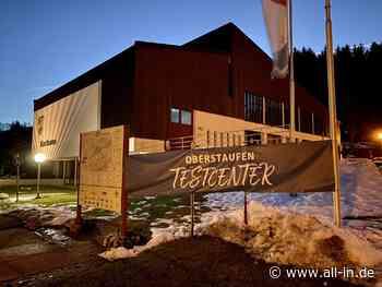 Noch zwei Termine in diesem Jahr: Kurhaus Oberstaufen öffnet seine Pforten als Corona-Testzentrum - Oberstaufen - all-in.de - Das Allgäu Online!