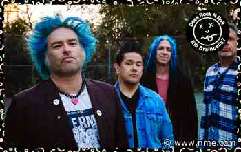 """NOFX's Fat Mike: """"Eagles' manager once called us to say: 'The band want you to know that your cover is the worst they've ever heard"""" - NME"""