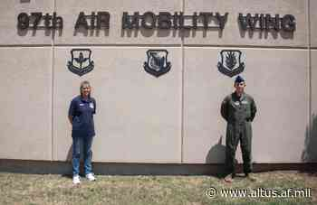 Protocol: masters of tradition - 62nd Airlift Wing