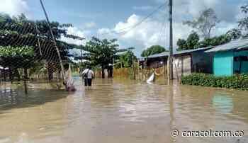 Turbo y Carepa reportaron graves afectaciones por inundaciones - Caracol Radio