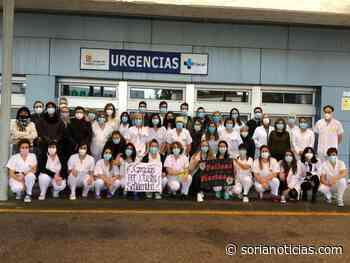 Carta y video del Servicio de Urgencias del Hospital Santa Barbara a todos los sorianos por Navidad - Soria Noticias