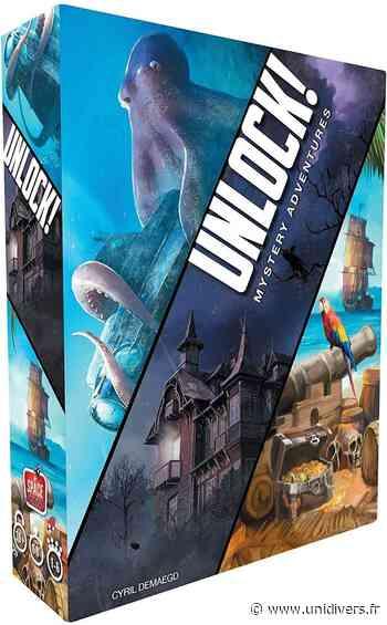 Séances de jeux Unlock Médiathèque de Bonneuil sur Marne Bonneuil-sur-Marne - Unidivers