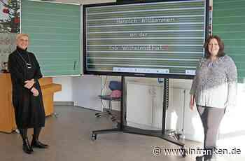 Die Grundschule Wilhelmsthal ist fit für die digitale Zukunft - inFranken.de
