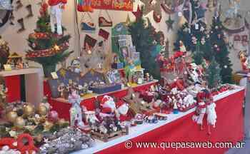 Feria navideña en Villa Bosch para comprar los regalos de fin de año - Que Pasa Web