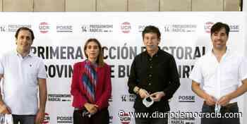 Flexas participó del acto que encabezó Posse en Ituzaingó - Diario Democracia