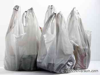 Surrey approves bylaw to ban single-use shopping bags, foam cups, other plastics