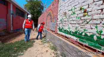 Más de 450 niños contarán con moderno colegio en Monsefú LRND - LaRepública.pe