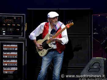 John McVie von Fleetwood Mac ist 75 - Suedtirol News