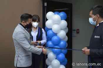 Nueva biblioteca se inaugura en Pelileo - La Hora (Ecuador)