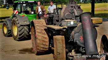 Landwirtschaft: Von der Marwitz gibt den Staffelstab an die nächste Generation - moz.de