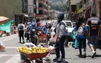 Operativos de control por Navidad se realizan en Ambato y Latacunga - El Comercio (Ecuador)
