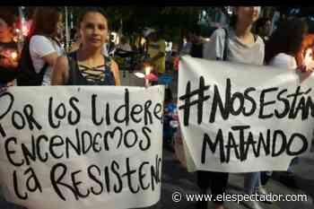 Atentan con explosivos contra la lideresa social Yaneth Mosquera en Patía (Cauca) - ElEspectador.com