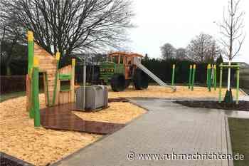 In Brambauer, Nordlünen, Horstmar: Stadt saniert drei Spielplätze - Ruhr Nachrichten