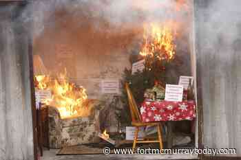 Is your Christmas tree fire proof? Bonnyville dep fire chief offers holiday safety tips - Fort McMurray Today