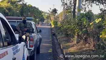Reportan cadáver a la orilla de la carretera en Guaymango, Ahuachapán - Diario La Página