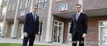Wirtschaft: Bankhaus bezieht repräsentatives Gebäude - Nordwest-Zeitung