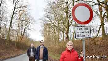 Kritik an geplanter Öffnung der Straße zwischen Beiseförth und Dagobertshausen - HNA.de