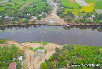 Inician los estudios técnicos para la construcción del puente de Colimes - expreso.ec