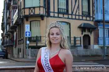 Jennifer Thierry, de Villiers-Saint-Denis, élue miss Beauté Picardie 2020 - L'Union