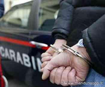 SAN GIORGIO IONICO - Uomo arrestato a seguito di maltrattamenti in famiglia e lesioni personali aggravate - ManduriaOggi