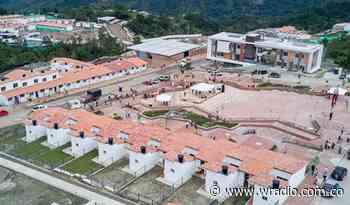 Fondo de Adaptación busca concluir 128 viviendas en el municipio de Gramalote - W Radio