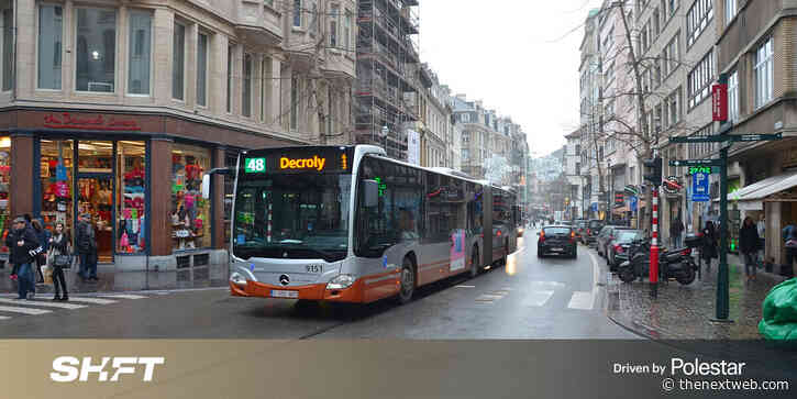 Brussels to give under-25s free public transport from next year