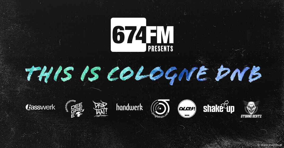 This is Cologne DnB - events.at